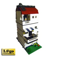 MOC: Modular Pharmacy - LEGO Town - Eurobricks Forums