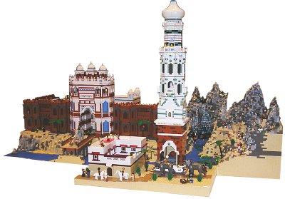 LEGO Islam Persia Brickistan