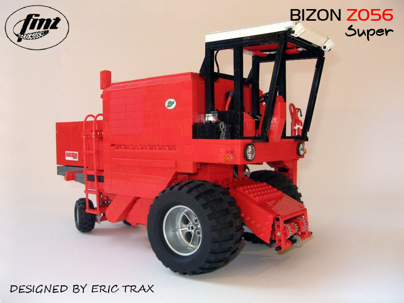 BIZON Z056 Super by eric trax