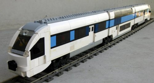 Esben Kolinds Intercity Train
