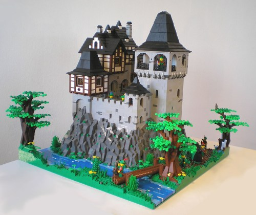 Elm castle