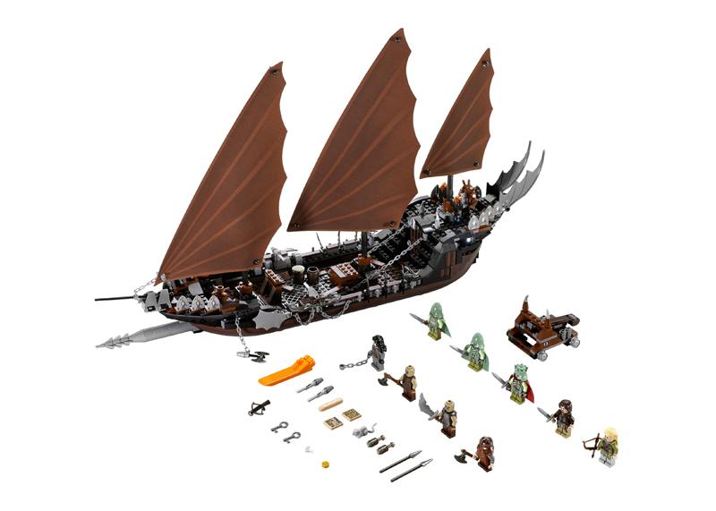 79008 Pirate Ship Ambush