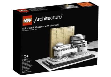 Lego 21004 Architecture Solomon R Guggenheim Museum Guggenheim
