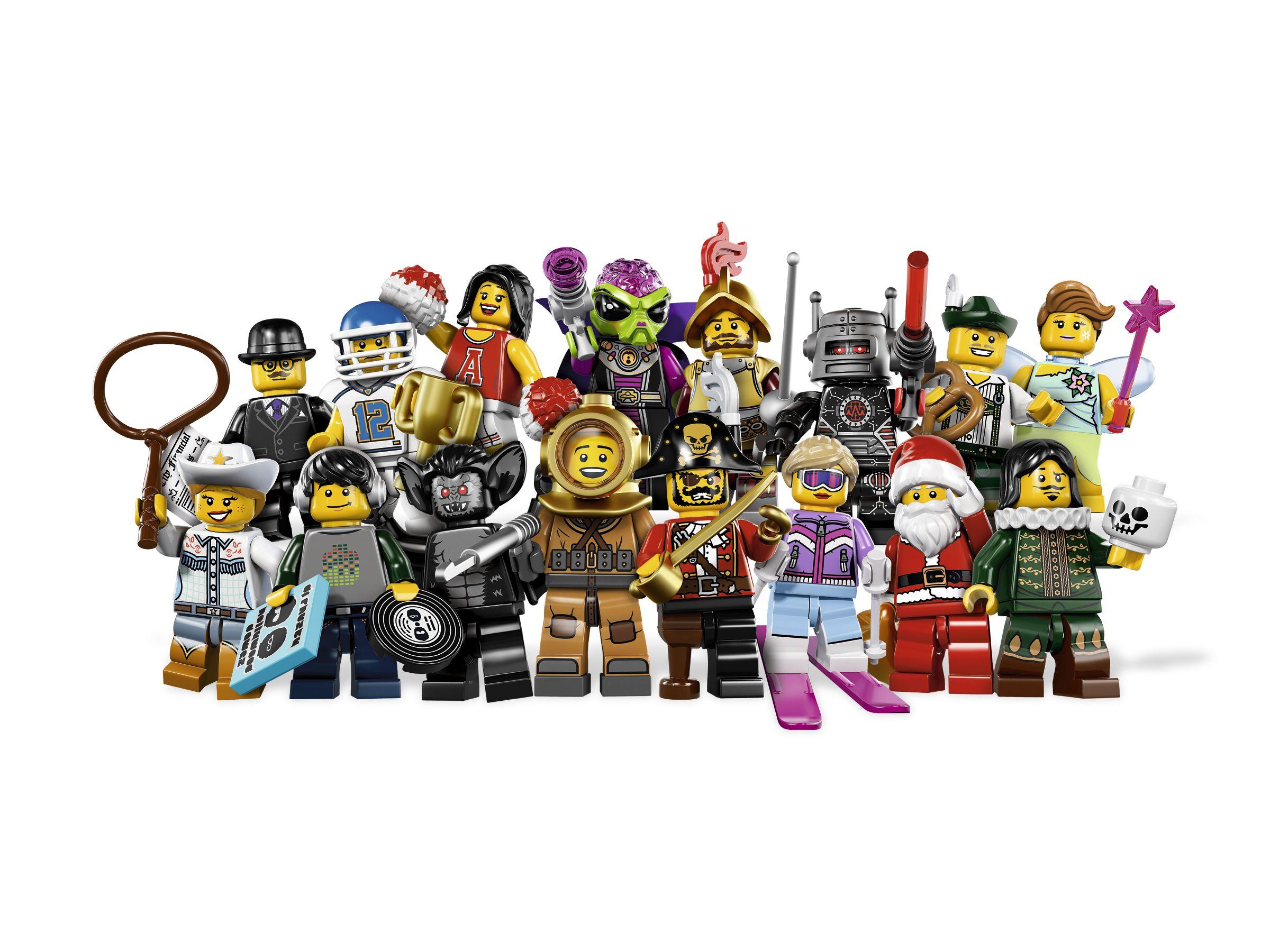2013年01月 LEGO人仔 Series 9 - LEGO積木 - Toysdaily 玩具日報 - Powered by Discuz!