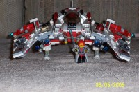 FBTBForums.net :: View topic - MOC: Jedi Interceptor ...