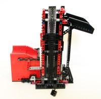 √ Lego mindstorms NXT Scissors Lift