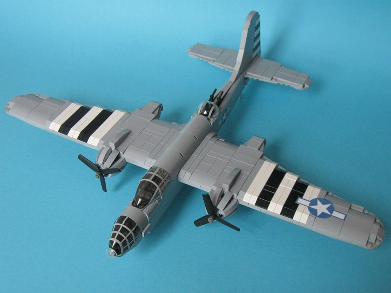 Douglas DB-7/A-20 Havoc by Mrutek