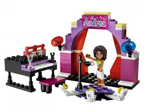 3932 Andrea's Stage