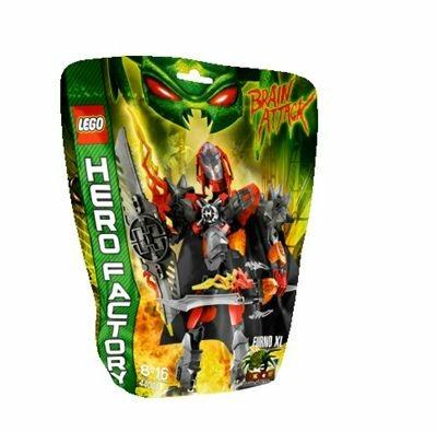 2013: Hero Factory