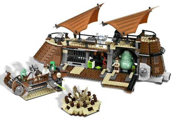 LEGO Star Wars 6210 Jabba's Sail Barge