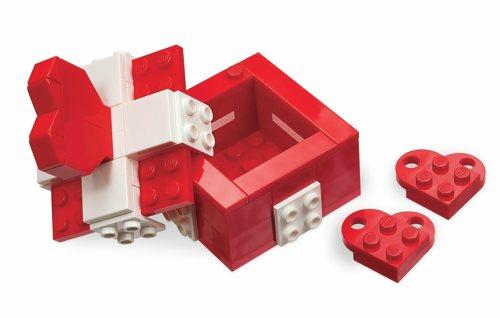 LEGO Nowości na 2012 rok: 40029 Valentine's Day Box