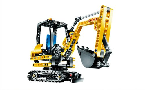8047 Compact Excavator
