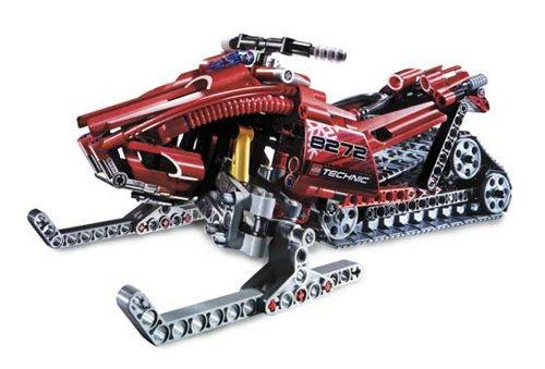 8272 Snowmobile
