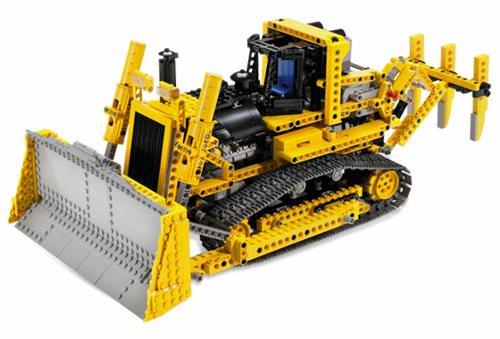 8275 Motorized Bulldozer