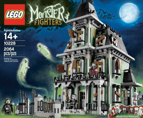 Recenzja: 10228 Haunted House