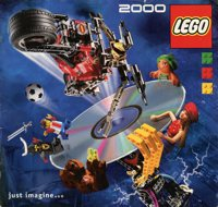 LEGO catalog 2000