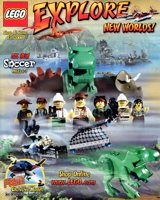 LEGO catalog Shop At Home 2000