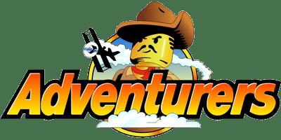 Adventurers: logo serii