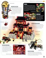Dorsling Kindersely The LEGO Book 2009 Adventurers