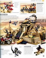 Dorsling Kindersely The LEGO Book 2012 Pharaoh's Quest
