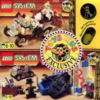 LEGO Adventurers Desert 1024601 Adventurers Value Pack