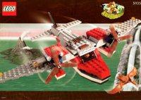 LEGO Adventurers Dino Island 5935 Island Hopper
