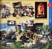 LEGO catalog 2008 Indiana Jones