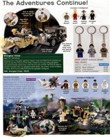 LEGO catalog Shop At Home 2009 Indiana Jones