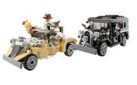 LEGO Indiana Jones 7682 Shanghai Chase