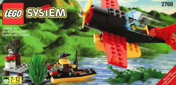 LEGO Town 2769 Aircraft and Boat