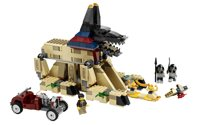 LEGO Pharaoh's Quest 7326 Rise of the Sphinx
