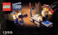 LEGO Adventurers Studios 1355 Temple of Gloom