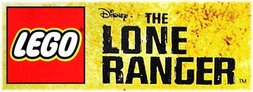 LEGO Disney The Lone Ranger logo