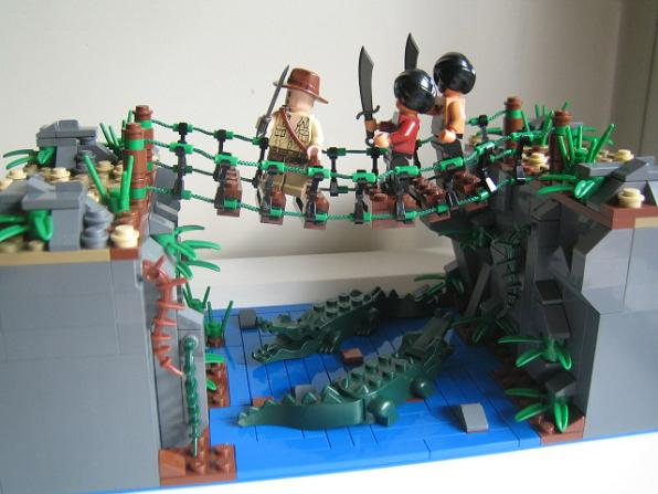 Indiana Jones Lego 2 Temple Of Doom