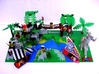 6278 Enchanted Island Pictorial Review - LEGO Pirates ...