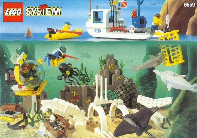 Recenzja: 6559 Deep Sea Bounty