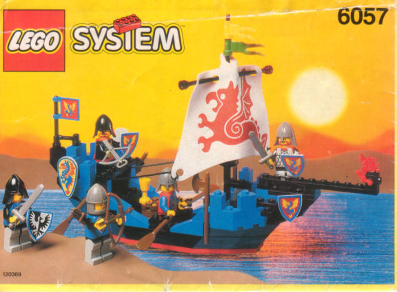 Recenzja: 6057 Sea Serpent
