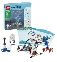 LEGO Technic Mechanisms Pneumatics Add-On Set (LEGO 9641 ...