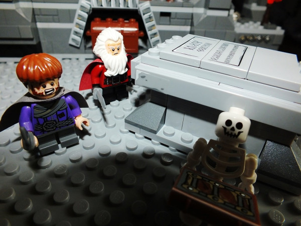 Balin and Ori in the Mines of Moria - 03