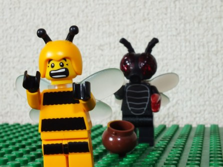 Bea Bee and the Fly - 7