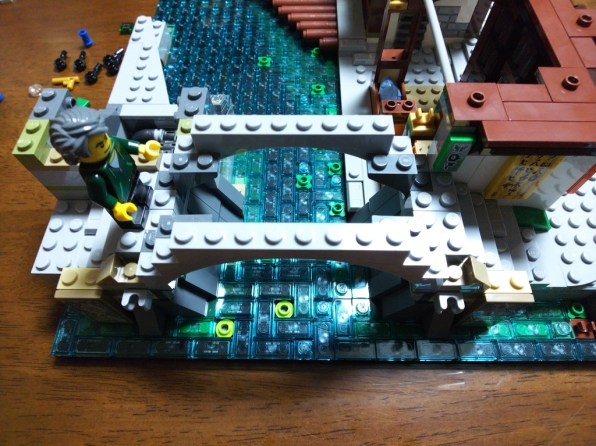 Building Lego Ninjago City - Part Four - 21