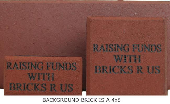 Souvenir Brick Bricks R Us