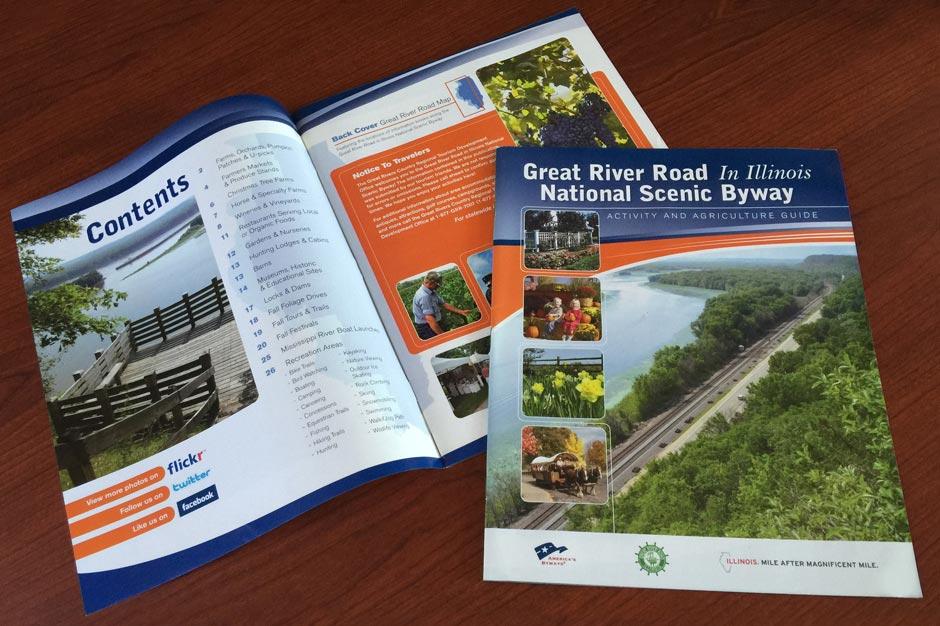 Guide, Booklet, Brochure, Graphic Design