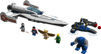 Review of LEGO 76028 : DC Super Heroes Darkseid Invasion ...