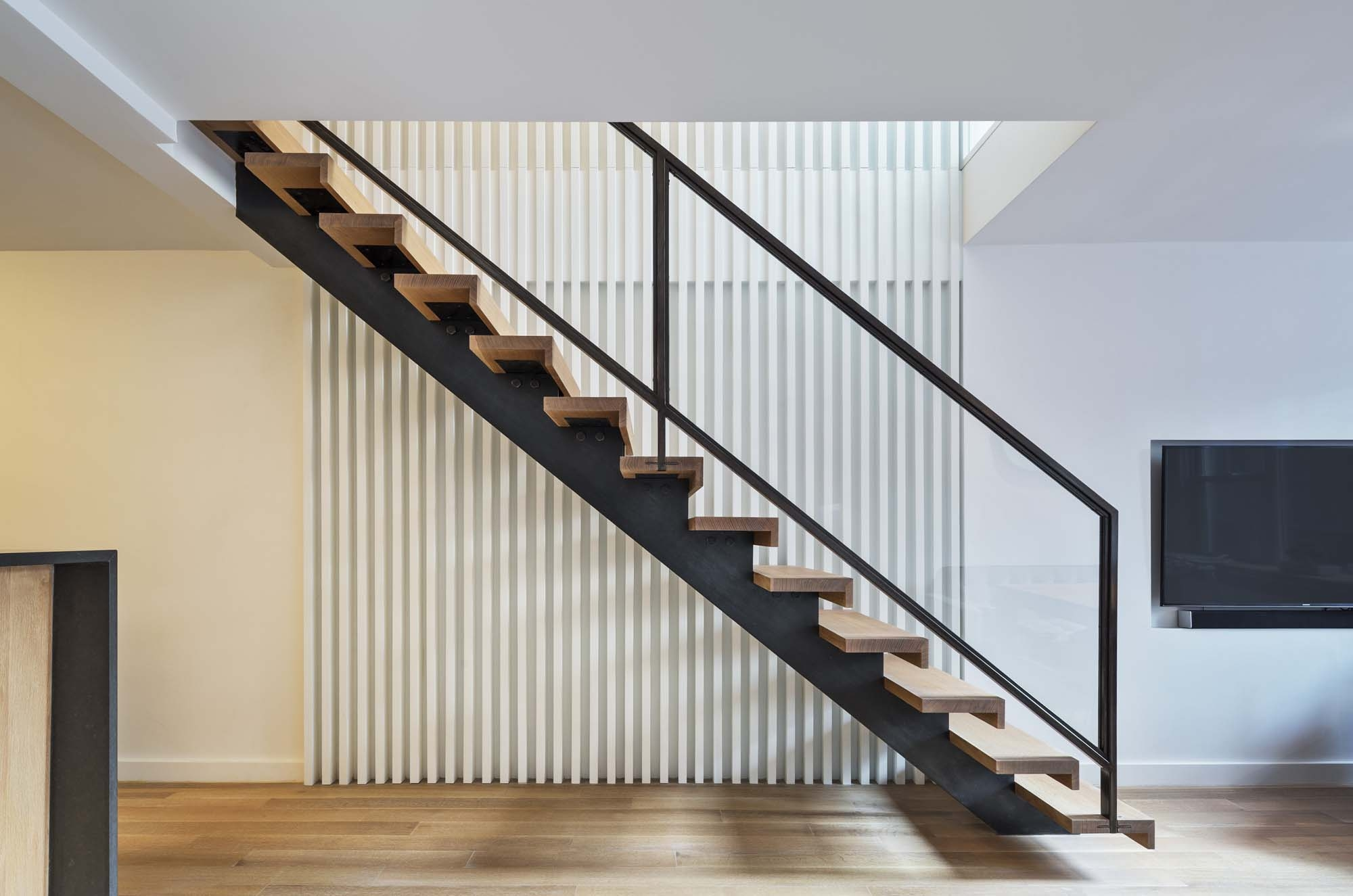 Spiral Staircase Alternatives For Your Nyc Duplex Renovation | 9 Foot Spiral Staircase | 36 Tall | Stair Kit | Modern Staircase | Dolle Toronto | Stair Parts