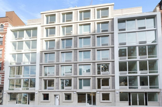 The Lottery Apartments Are Ing For Only A Few Hundred Dollars Less Than Market Rate Luxury Ones In Same Building