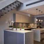 What Are Waterfall Kitchen Islands And How Do I Use Them In An Open Plan