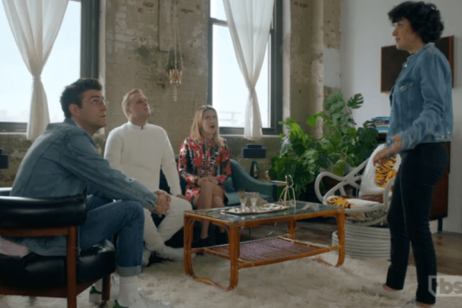 Search Party Continues The Grand Tradition Of Characters With Way Nicer Apartments Than They Could Ever Afford