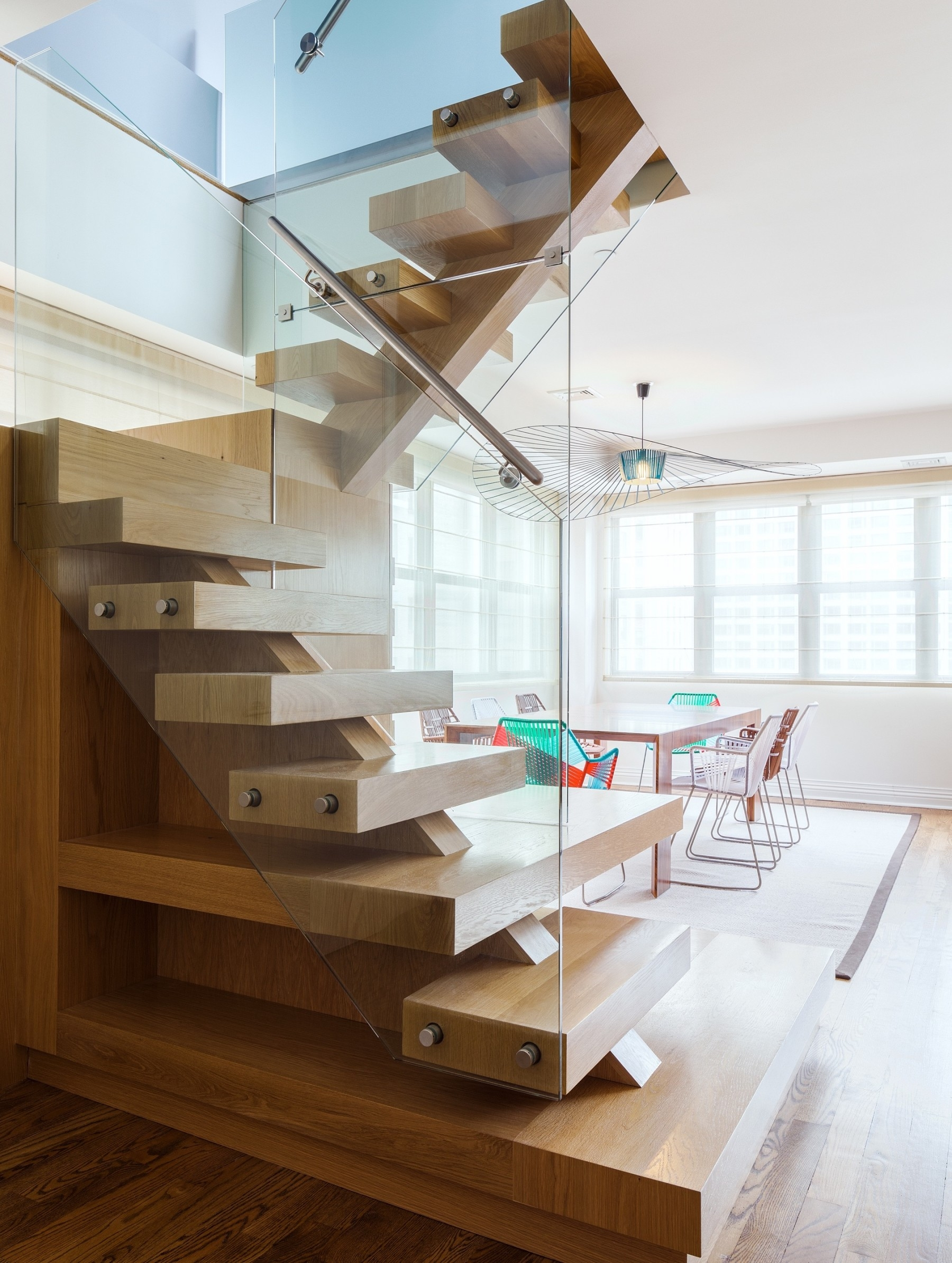 Spiral Staircase Alternatives For Your Nyc Duplex Renovation | Duplex House Steps Design | Simple | Living Room | Outside | Building | Circular