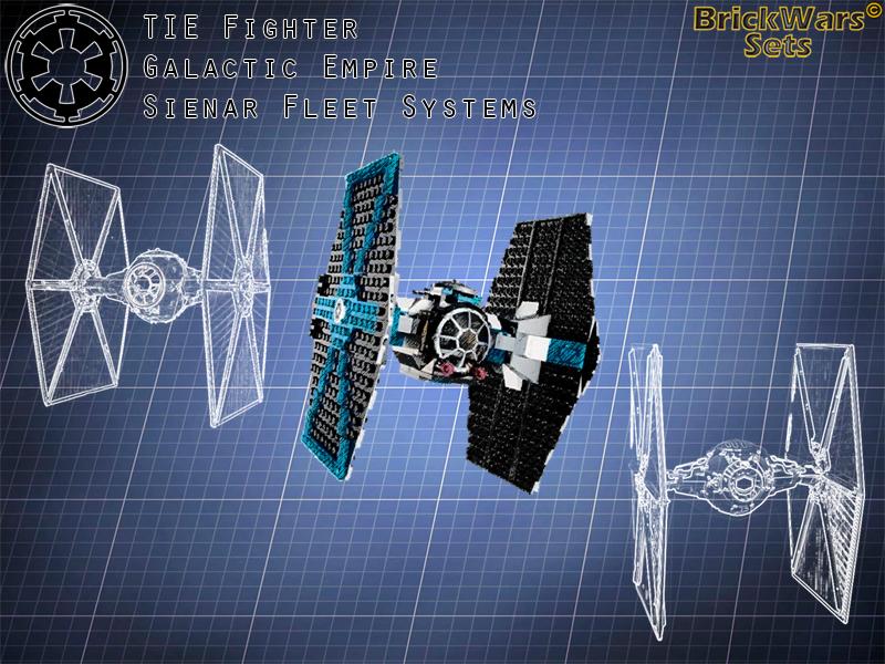 Need For Speed Girl Wallpaper Brickwars Sets Specs Tie Fighter Lego Star Wars Free